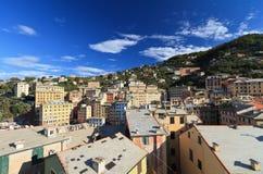 Camogli, Liguria, Włochy Zdjęcie Royalty Free