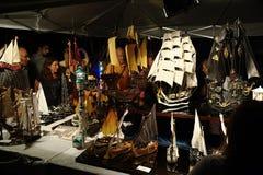 Camogli, Ligurie, Italie - 14 juin 2015 : Festival de navigation que la mer là combine Images stock
