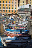 Camogli Royalty Free Stock Photos