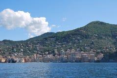 Camogli and Portofino promontory Royalty Free Stock Image