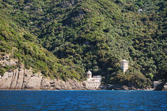 Camogli and Portofino promontory Royalty Free Stock Photos