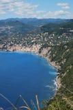 Camogli and Portofino promontory Royalty Free Stock Photo