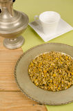 Camomile for tea Royalty Free Stock Photos