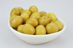 Camomille d'olives Photos libres de droits