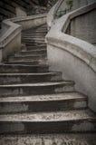 Camondo台阶,伊斯坦布尔 库存图片