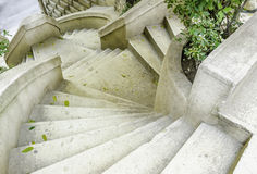 Camondo Stairs in Galata Stock Image