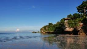 Camotes White Sand Beach 06 stock footage