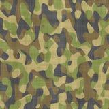 Camouflage Royalty-vrije Stock Foto's