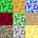 Camouflage Photos libres de droits