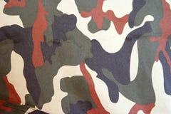 Camouflage Royalty-vrije Stock Afbeeldingen