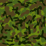 Camouflage. A repeatable camouflage pattern swatch vector illustration