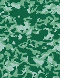 Camouflage. The  Seamless  color Camouflage Vectors Royalty Free Stock Photos