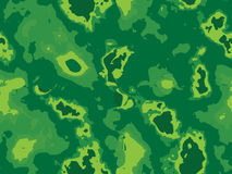 Camouflage. The seamless pattern pouring a camouflage in a vector Royalty Free Stock Photo