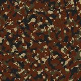 Camouflage. Army camouflage texture with visible canvas pattern Stock Photos