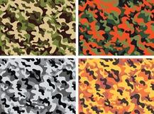 camouflage illustration de vecteur