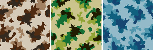 Camouflage Royalty Free Stock Images