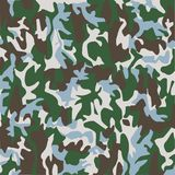 Camouflage. Pattern Royalty Free Stock Photography