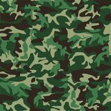 Camouflage. Pattern Royalty Free Stock Images