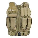 Camouflage, armure militaire, mannequin Photo libre de droits