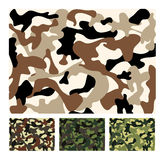 Camouflage background Royalty Free Stock Photos