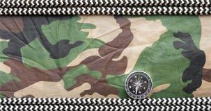 Camouflage background Stock Image