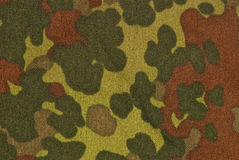 Camouflage cloth Royalty Free Stock Photos