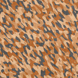 Camouflage cloth pattern vector illustration