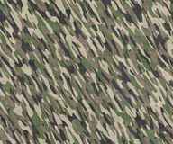 Camouflage cloth pattern Stock Photo