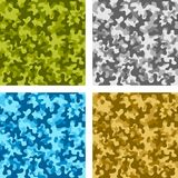 Camouflage colorful background Royalty Free Stock Photography