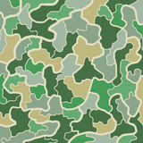 Camouflage cover Royalty Free Stock Image