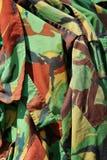 Camouflage d'armée Photos libres de droits