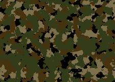 Camouflage de fond Image libre de droits