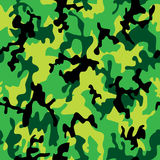 Camouflage deep jungle Royalty Free Stock Photo