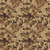 Camouflage_Desert clássico Fotos de Stock