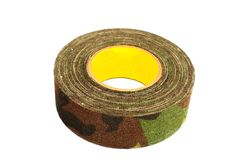 Camouflage duct tape Royalty Free Stock Images