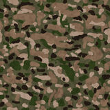 Camouflage Fabric Background Stock Photos
