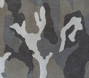 Camouflage fabric Royalty Free Stock Photo