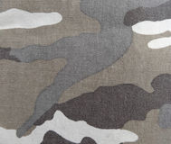 Camouflage fabric Stock Photography