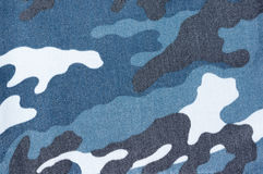 Camouflage fabric Stock Photos