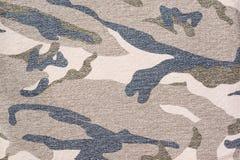 Camouflage fabric Stock Photo