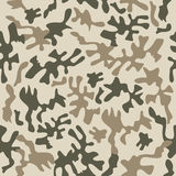 Camouflage fabric pattern Royalty Free Stock Photos