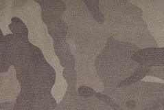 Camouflage fabric texture Stock Image