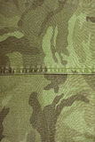 Camouflage fabric texture Stock Images