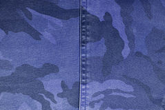 Camouflage fabric texture Stock Photos