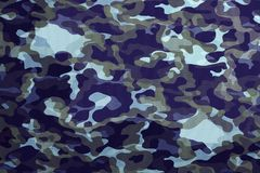 Camouflage Fabric Textures, Textures. A series of Camouflage Fabric Texture backgrounds royalty free stock photo