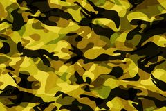 Camouflage Fabric Textures, Textures. A series of Camouflage Fabric Texture backgrounds stock image