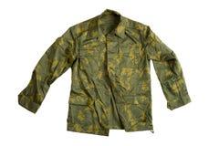 Camouflage jacket Stock Image