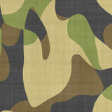 Camouflage macro background Royalty Free Stock Photos