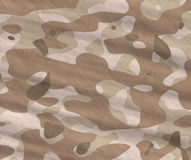 Camouflage material royalty free illustration