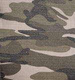 Camouflage-militaire textuur Stock Foto